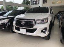 Bán Toyota Hilux năm 2018, màu trắng, nhập khẩu nguyên chiếc số tự động, giá tốt giá 865 triệu tại Phú Thọ