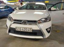 Bán Toyota Yaris 2017, màu trắng, xe nhập, số tự động giá 586 triệu tại Tp.HCM