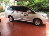 Cần bán lại xe Toyota Innova 2008, màu bạc, nhập khẩu nguyên chiếc chính hãng giá 230 triệu tại Phú Thọ