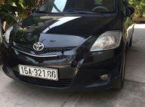 Bán ô tô Toyota Vios đời 2009, màu đen xe nguyên bản giá 230 triệu tại Hải Phòng