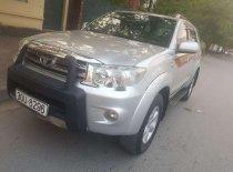 Bán xe Toyota Fortuner V sản xuất 2009, màu bạc đẹp như mới, giá chỉ 435 triệu giá 435 triệu tại Hà Nội