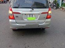Bán xe Toyota Innova năm 2014, màu bạc ít sử dụng giá cạnh tranh giá 525 triệu tại Bình Dương
