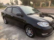 Cần bán Toyota Vios 2005, màu đen, xe gia đình giá 188 triệu tại Ninh Bình