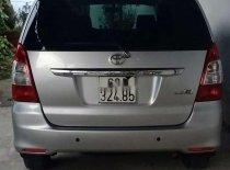 Bán Toyota Innova đời 2013, màu bạc, xe nhập   giá 445 triệu tại Đồng Nai
