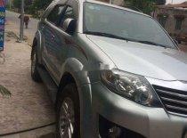 Cần bán xe Toyota Fortuner 2012, màu bạc, 595tr giá 595 triệu tại Bắc Ninh