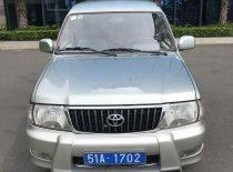 Bán Toyota Zace năm 2005, màu bạc, số sàn, giá 338tr giá 338 triệu tại Tp.HCM