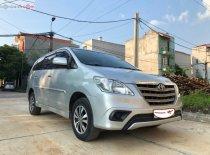Bán Toyota Innova 2.0E sản xuất 2015, màu bạc, xe gia đình giá 530 triệu tại Lạng Sơn