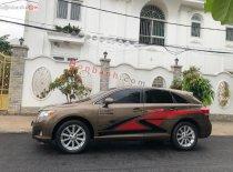 Bán Toyota Venza năm 2010, màu vàng cát, nhập khẩu giá 695 triệu tại Tp.HCM