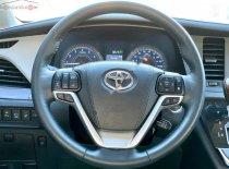 Bán Toyota Sienna sản xuất 2018, màu trắng, nhập khẩu giá 3 tỷ 950 tr tại Hà Nội
