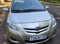 Cần bán Toyota Vios 1.5E đời 2008, màu bạc, xe gia đình giá 295 triệu tại Đồng Nai
