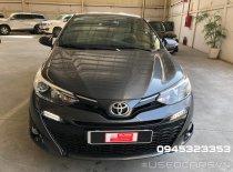 Bán ô tô Toyota Vios Yaris 1.5G đời 2019, màu xám, nhập khẩu giá 690 triệu tại Tp.HCM