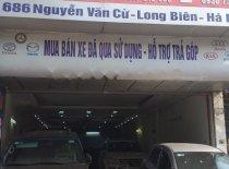 Cần bán gấp Toyota Fortuner 2.5G đời 2013, màu đen, số sàn giá 700 triệu tại Hà Nội
