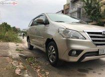 Cần bán Toyota Innova đời 2016 xe nguyên bản giá 599 triệu tại Thái Nguyên