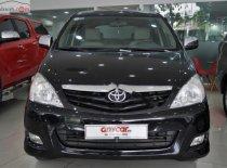 Cần bán gấp Toyota Innova G năm 2010, màu đen giá 398 triệu tại Tp.HCM