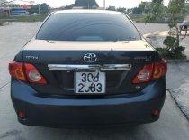 Bán Toyota Corolla 1.6XLi 2009, màu xám, nhập khẩu   giá 388 triệu tại Ninh Bình