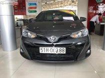 Bán xe Toyota Yaris năm sản xuất 2019, màu xám, nhập khẩu nguyên chiếc, giá 690tr giá 690 triệu tại Tp.HCM