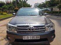 Bán Toyota Fortuner 2011, màu xám đã đi 86000 km xe còn mới giá 588 triệu tại Tp.HCM
