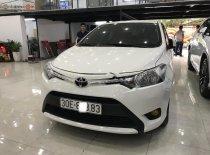 Bán Toyota Vios 1.5E CVT năm sản xuất 2017, màu trắng, chính chủ  giá 477 triệu tại Hà Nội