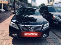 Bán xe cũ Toyota Camry 2.5Q đời 2013, màu đen giá 755 triệu tại Hà Nội