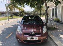 Bán xe Toyota Yaris sản xuất 2010, màu đỏ, nhập khẩu nguyên chiếc ít sử dụng, giá chỉ 370 triệu giá 370 triệu tại Tp.HCM