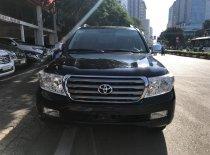 Bán xe Toyota Land Cruiser VX đời 2010, màu đen, nhập khẩu giá 1 tỷ 680 tr tại Hà Nội