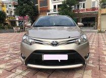 Bán xe Toyota Vios E MT đời 2017, màu kem (be) chính chủ giá 465 triệu tại Hà Nội