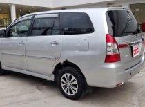Cần bán Toyota Innova MT sản xuất 2014, màu nâu số sàn, giá tốt giá 480 triệu tại Tp.HCM