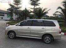 Cần bán gấp Toyota Innova sản xuất 2015, màu bạc xe nguyên bản giá 498 triệu tại Hà Nội