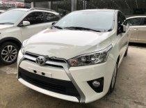 Bán Toyota Yaris 1.5G năm sản xuất 2017, màu trắng, nhập khẩu giá 586 triệu tại Hà Nội