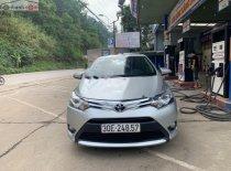 Cần bán gấp Toyota Vios 1.5G 2016, màu bạc số tự động giá 475 triệu tại Hà Nội