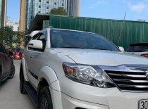 Cần bán xe Toyota Fortuner TRD Sportivo 4x2 AT đời 2015, màu trắng giá 760 triệu tại Hà Nội