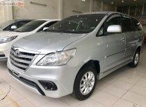 Bán xe Toyota Innova năm 2014, màu bạc xe nguyên bản giá 530 triệu tại Khánh Hòa