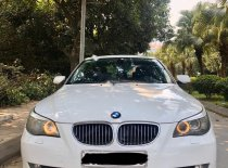 Bán BMW 5 Series năm 2009, màu trắng, nhập khẩu chính hãng giá 525 triệu tại Hà Nội