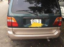 Cần bán xe Toyota Zace GL năm sản xuất 2004, màu xanh lam số sàn giá 234 triệu tại Tp.HCM