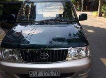 Cần bán gấp Toyota Zace GL sản xuất năm 2004, màu xanh lam, 257tr giá 257 triệu tại Tp.HCM