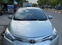 Bán Toyota Vios năm 2016, màu bạc xe nguyên bản giá 425 triệu tại Bạc Liêu