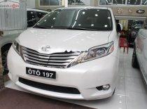 Bán Toyota Sienna Limited năm 2015, màu trắng, xe nhập giá 3 tỷ 100 tr tại Tp.HCM