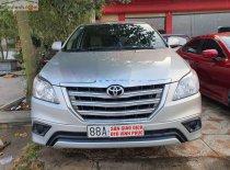 Bán Toyota Innova 2.0E sản xuất năm 2016, màu bạc, giá chỉ 530 triệu giá 530 triệu tại Vĩnh Phúc