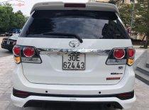 Bán Toyota Fortuner TRD Sportivo 4x2 AT năm sản xuất 2015, màu trắng  giá 750 triệu tại Hà Nội