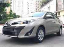 Bán ô tô Toyota Vios năm sản xuất 2019, màu bạc giá cạnh tranh xe nguyên bản giá 545 triệu tại Hải Phòng