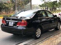 Bán xe Toyota Camry 2005, màu đen giá 299 triệu tại Hải Dương