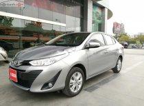 Cần bán lại xe Toyota Vios 1.5 E CVT năm 2019, màu bạc số tự động, giá chỉ 555 triệu giá 555 triệu tại Hà Nội