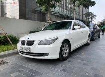 Cần bán BMW 5 series 523i 2009, màu trắng, nhập khẩu nguyên chiếc giá 515 triệu tại Hà Nội