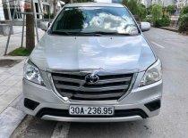 Cần bán lại xe Toyota Innova E 2014, màu bạc chính chủ giá 475 triệu tại Hà Nội
