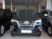 Cần bán Toyota Fortuner năm sản xuất 2017, màu đen, nhập khẩu nguyên chiếc chính hãng giá 925 triệu tại Hà Nội