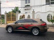 Bán Toyota Venza sản xuất năm 2010, màu nâu, xe nhập chính hãng giá 695 triệu tại Tp.HCM