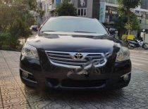 Bán Toyota Camry 3.5Q 2008, màu đen, số tự động giá 515 triệu tại Hà Nội