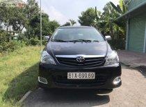Cần bán xe Toyota Innova G MT sản xuất năm 2009, màu đen số sàn giá 380 triệu tại Tiền Giang
