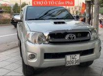Bán Toyota Hilux đời 2011, màu bạc, nhập khẩu chính hãng giá 388 triệu tại Quảng Ninh