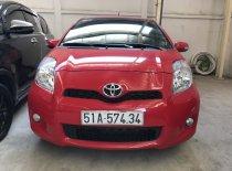 Bán xe Yaris 1.5RS sx 2013 màu đỏ nhập Thái Lan, giá còn giảm thêm  giá 520 triệu tại Tp.HCM
